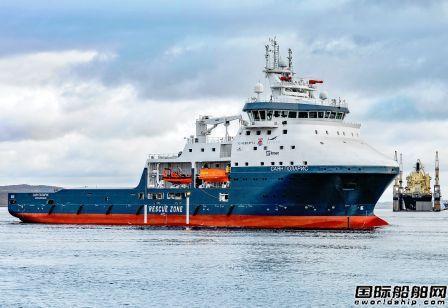 Gazprom Neft租赁1艘多功能破冰船