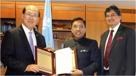 印度正式加入《香港公约》