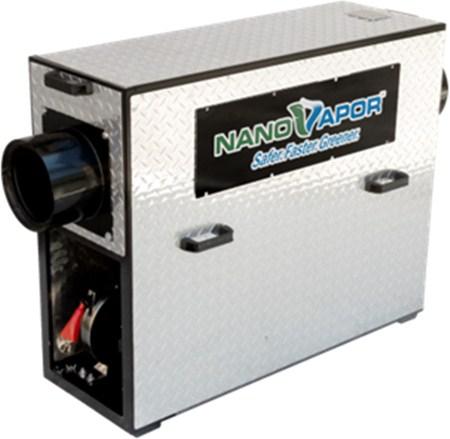 Ecochlor将在上海海事展推出NanoVapor燃料舱油气抑制技术