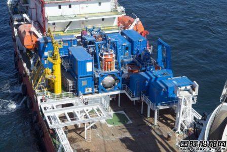 Unique集团接获海油工程饱和潜水系统订单