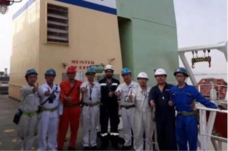 23天!广东中远海运重工脱硫改装刷新纪录,