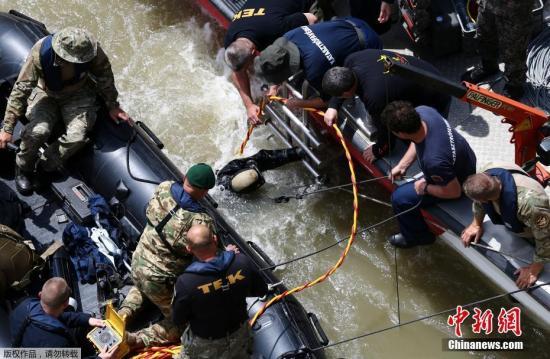 匈牙利沉船事故后续:乌克兰籍船长被诉以35项罪名