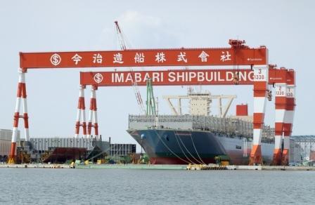 对抗中韩!日本两大船企正式联手