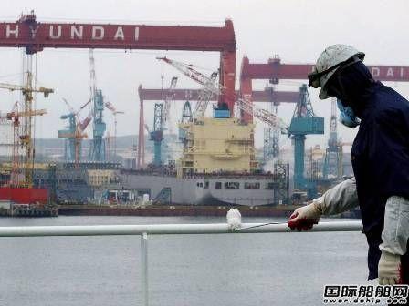 克拉克森:全球造船业订单复苏基本停滞