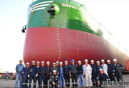 扬子江船业11月完成多项大节点掀起生产小高潮