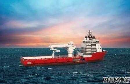 七�八所中标广州打捞局大型溢油回收船设计