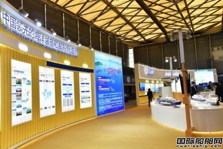 招商工业全新亮相2019年中国国际海事展
