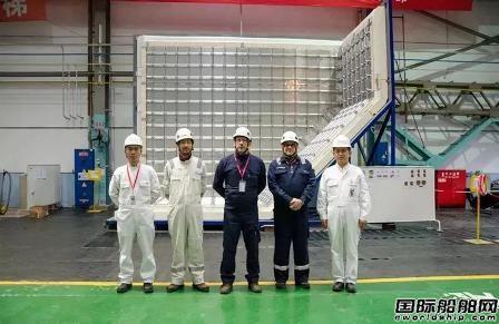 惠生海工与GTT签署关于薄膜罐系统建造合作协议