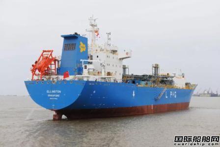 江南造船4艘22000方LEG船订单全部生效