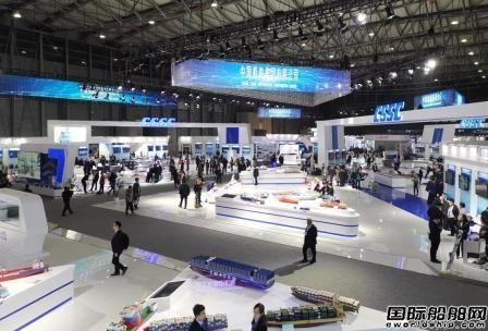 广船国际海事展首日接获多份新船订单