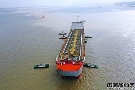 两艘FPSO船体合同!SBM在两家中国船厂下单