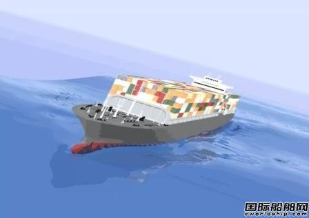 中国船企联合研发全球首座数值水池系统1.0版正式发布