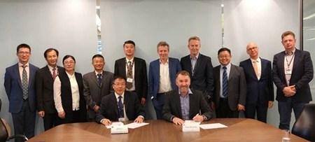 英劳与中国石油安全环保研究院开启战略合作