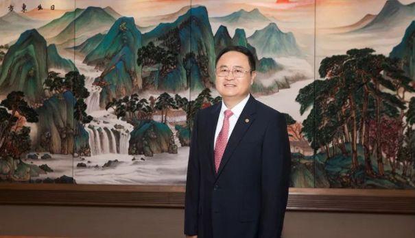 胡建华任招商局集团有限公司总经理