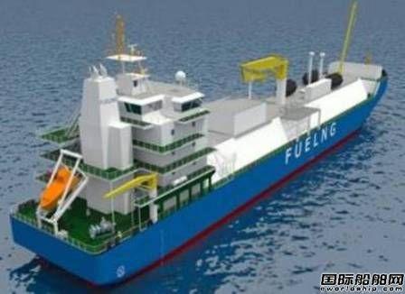 川崎汽船和FueLNG签署LNG供气船船舶管理协议