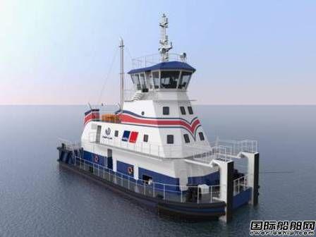 罗罗与Robert Allan合作LNG动力推船