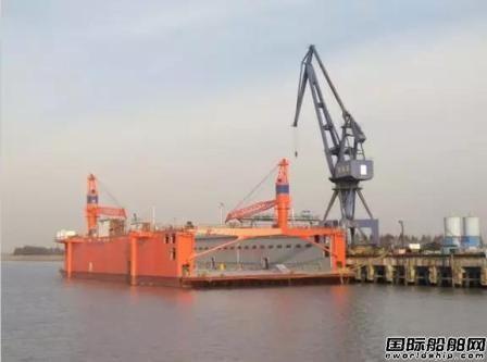 韦立非洲船厂顺利通过CCS船级社年审