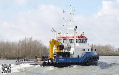 达门与EMS Offshore签订浅吃水工程作业船建造合同