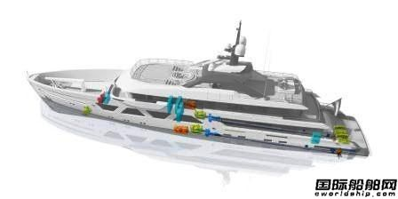 Alewijnse获2艘超级游艇电气系统安装合同
