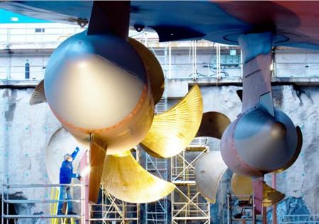 ABB为云顶集团新一代豪华邮轮提供全套电力系统
