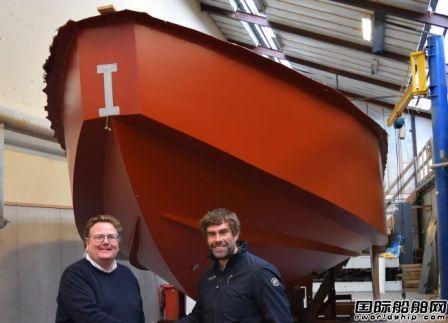 两家欧洲船企合作研发全球首艘零排放工作船