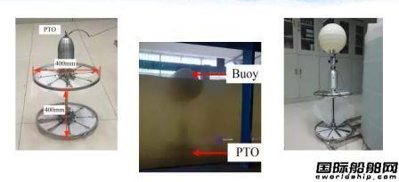 国防科大研发自适应反转式波浪能发电装置