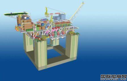 雪佛龙证实在大宇造船订造半潜式生产装置船体