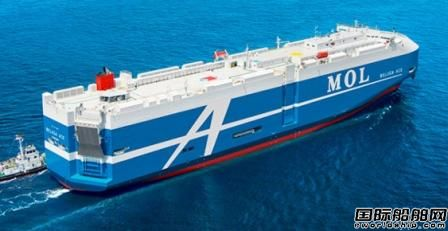 商船三井与e5 Lab合作研发零排放纯汽车运输船