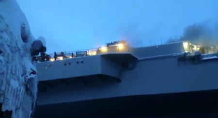 火灾损失等同航母造价?俄船厂高管披露事故详情