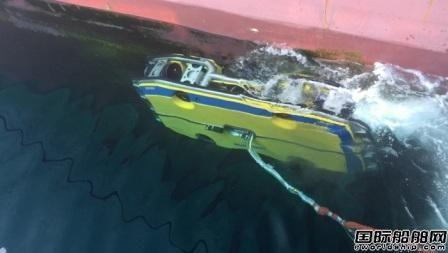HullWiper公司船体清洁业务进入卡塔尔市场