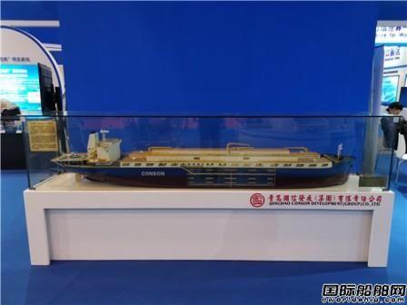全球首艘10万吨级智慧渔业养殖工船上海过审