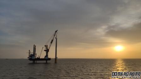 18亿元!中天海洋工程中标海上风电总包项目