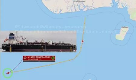 这艘超大型油轮上被绑架的19名船员被释放了