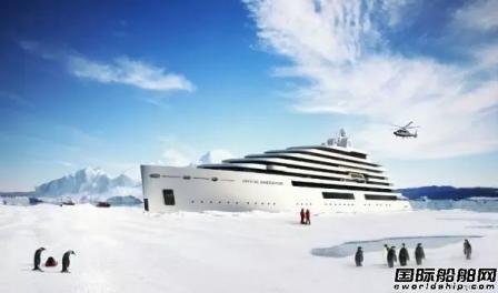 云顶香港拟3.5亿欧元出售在建极地豪华游艇