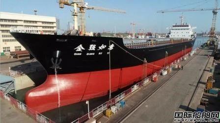 港达船厂完成22000吨船坞修刷新纪录