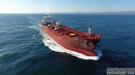 现代尾浦造船建造饭野海运首艘双燃料甲醇运输船完工
