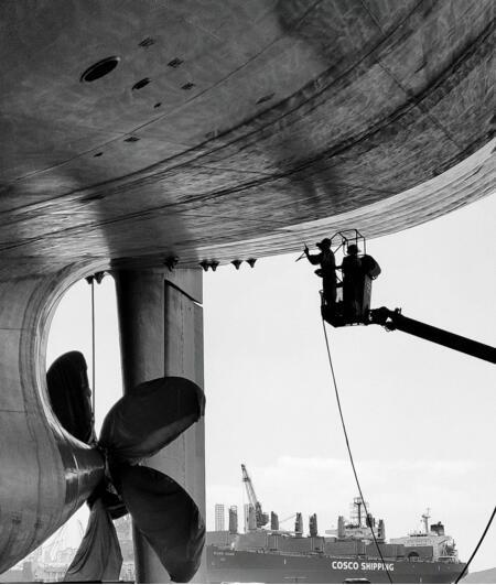 大连中远海运重工推进管理助推企业迈向改革深水区