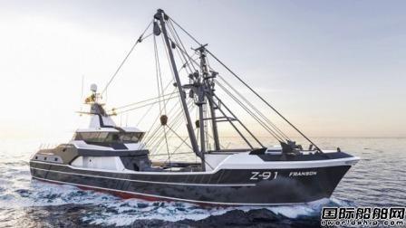 达门与比利时Rederij Long签订拖网渔船建造合同