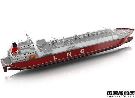 中韩船企竞争俄30亿美元破冰型LNG船订单