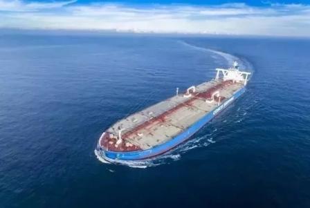 中远海能联手大船集团打造首艘双燃料VLCC项目资金落实