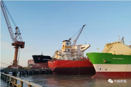 中国修船业的奔腾年代