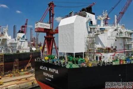 吉宝船舶2019年接获104份订单改装业务兴旺