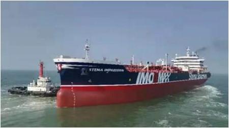 中船广西首艘脱硫改装船舶交付船东