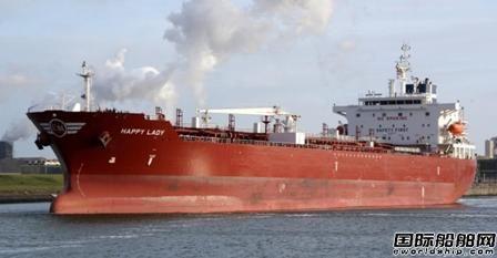 一艘希腊油船遭海盗袭击8人被绑架