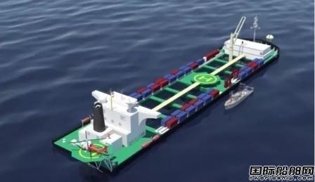 山东明科欲建造4艘智能游弋式养殖工船
