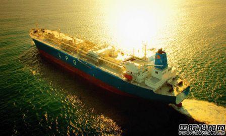 """液化气船将成2020年韩国船企""""摇钱树"""""""