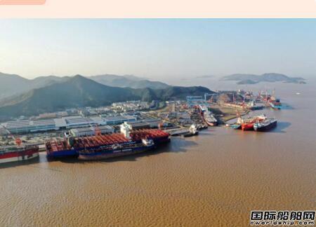 舟山中远海运重工脱硫装置GRE管安装完整性取得新突破