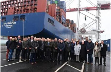 达飞集团出资参与港口岸电项目
