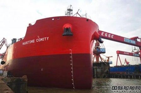 广船国际一船开工两船出坞