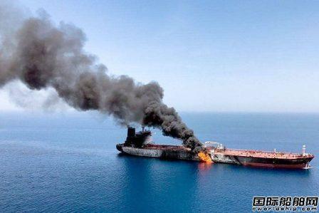 美国警告:商船经过霍尔木兹海峡得小心